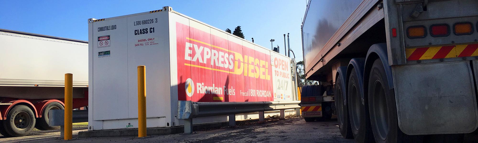 bulk diesel geelong